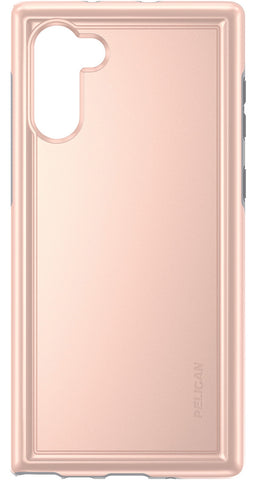 Adventurer Case for Samsung Galaxy Note 10 - Rose Gold Gray