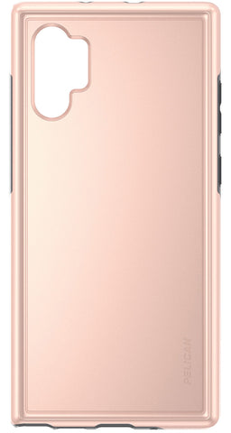 Adventurer Case for Samsung Galaxy Note 10+ - Rose Gold Gray