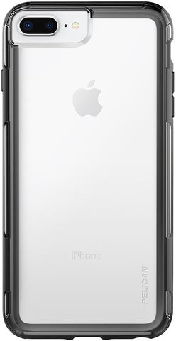Adventurer Case for Apple iPhone 6 / 6s / 7 / 8 Plus - Clear Gray