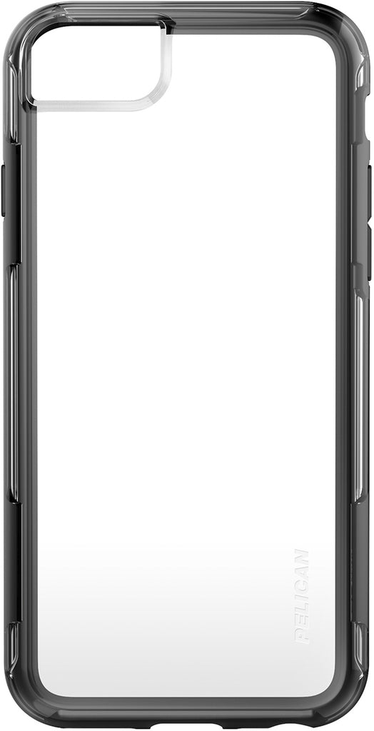new style 54811 39626 Adventurer Case for Apple iPhone 7 / 8 - Clear Gray