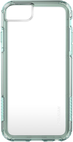 Adventurer Case for Apple iPhone 6 / 6s / 7 / 8 - Clear Teal