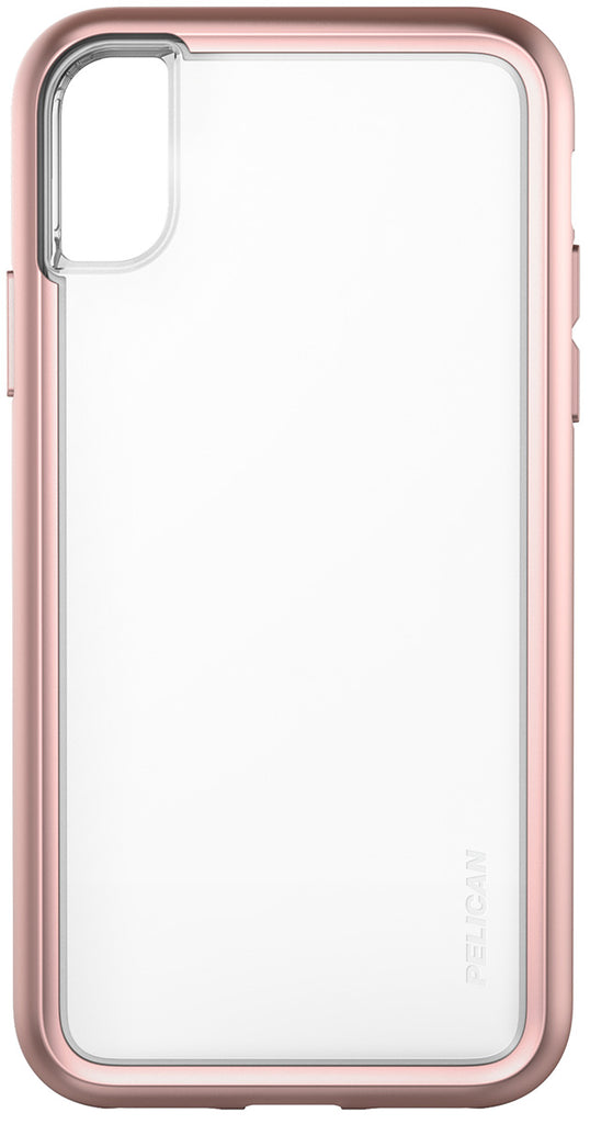 size 40 71d9c b2c68 Adventurer Case for Apple iPhone X / Xs - Clear Rose Gold