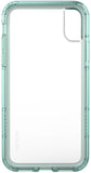 Adventurer Case for Apple iPhone X / Xs - Clear Teal
