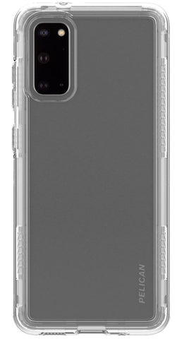 Adventurer Case for Samsung Galaxy S20 - Clear