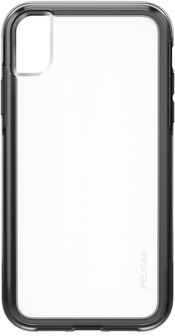 Adventurer Case for Apple iPhone Xs Max - Clear Black