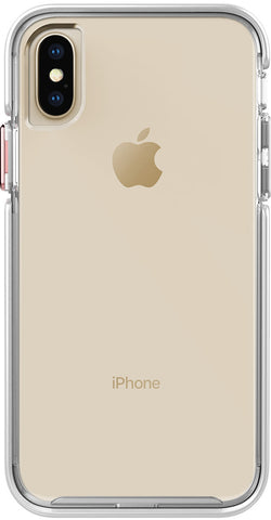 Ambassador Case for Apple iPhone X / Xs - Clear White