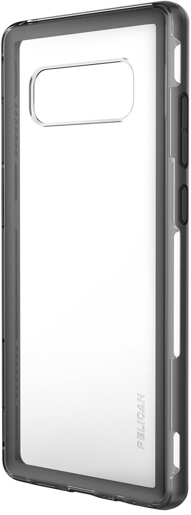 cheap for discount 3e800 0c4eb Adventurer Case for Samsung Galaxy Note 8 - Clear Black