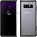 Adventurer Case for Samsung Galaxy Note 8 - Clear Black