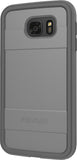 Protector Case for Samsung Galaxy S7 - Gray/Light Gray