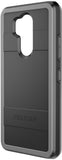 Protector Case for LG G7 ThinQ - Black/Gray