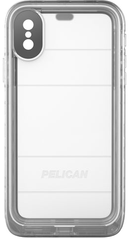 Marine Case For Apple iPhone X - Clear