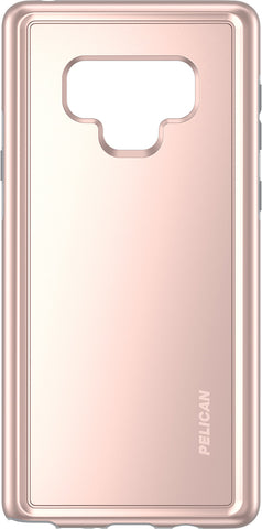 Adventurer Case for Samsung Galaxy Note 9 - Metallic Rose Gold