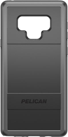 Protector Case for Samsung Galaxy Note 9 - Black Gray