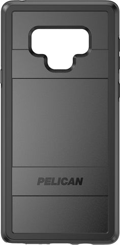 Protector + AMS Case for Samsung Galaxy Note 9 - Black