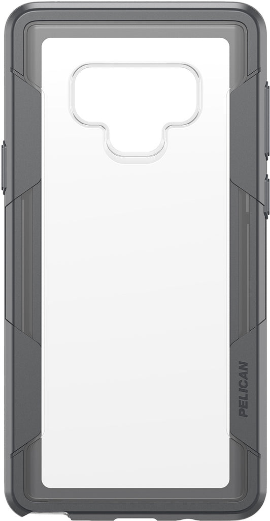 finest selection c0652 6bf19 Voyager Case for Galaxy Note 9 - Clear Gray