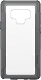 Voyager Case for Galaxy Note 9 - Clear Gray
