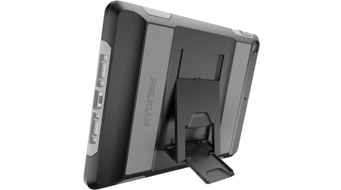 Voyager Case for iPad Air 2 / iPad 9.7 (2018 & 2017) - Black/Gray