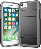 Protector Case for Apple iPhone 6 / 6s / 7 / 8 / SE - Black Gray