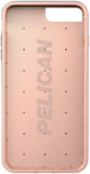 Protector Case for Apple iPhone 6 / 6s / 7 / 8  Plus - Metallic Rose Gold