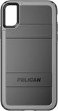 Protector + AMS Case for Apple iPhone X / Xs - Black Gray