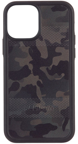 Protector Case for Apple iPhone 12 Mini - Camo Green