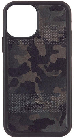Protector Case for Apple iPhone 12 Pro Max - Camo Green