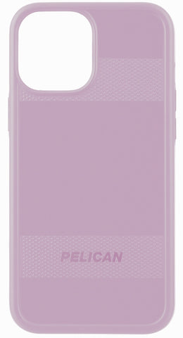 Protector Case for Apple iPhone 12 & 12 Pro - Mauve Purple