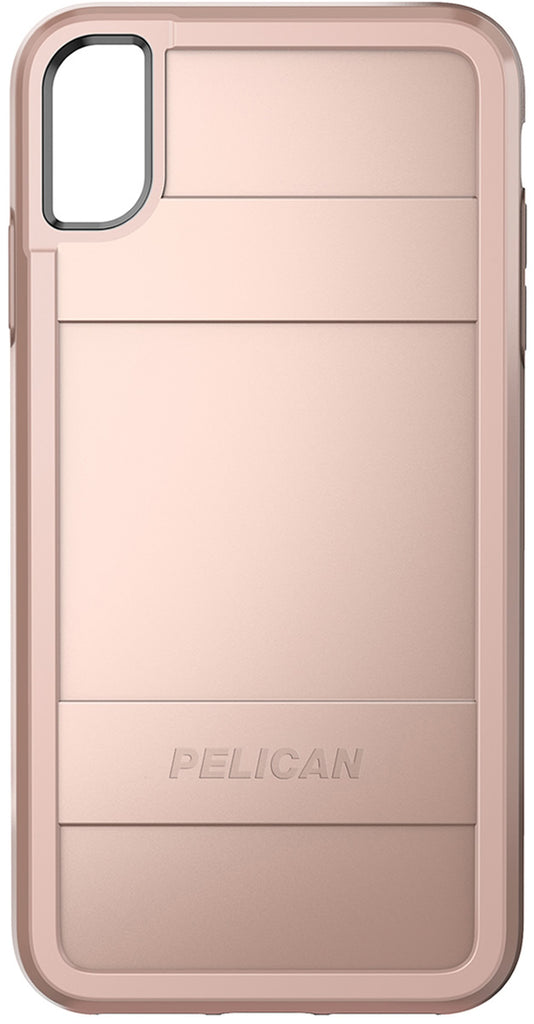 Pelican Protector Case For Apple Iphone Xs Max Metallic Rose Gold
