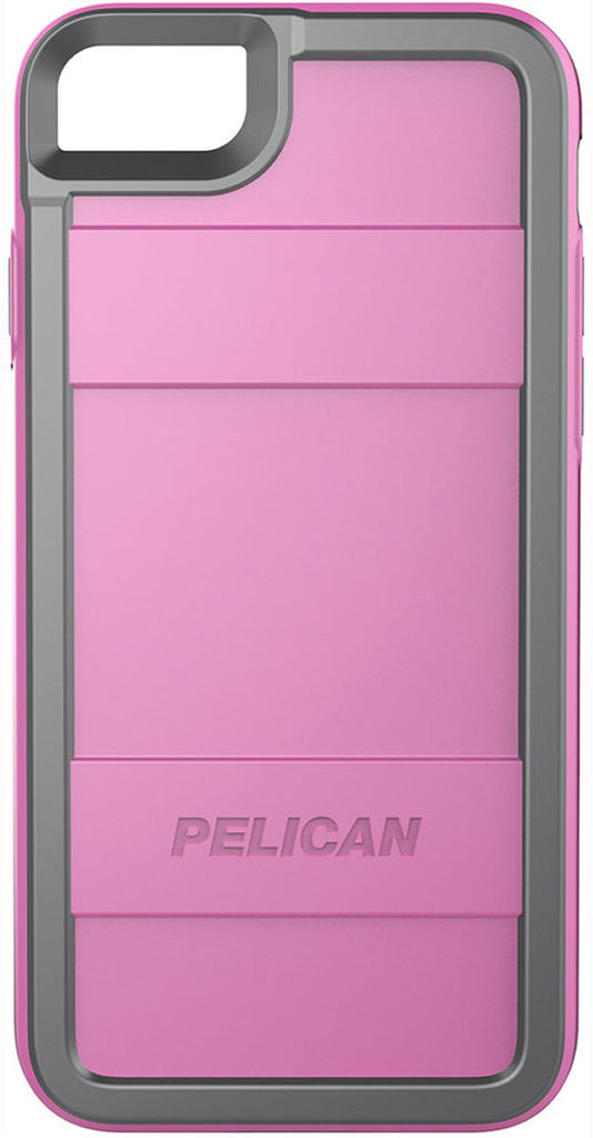 19d2e01c49 Pelican Protector Case for Apple iPhone 7 / 8 - Pink Gray – Pelican Phone  Cases
