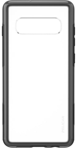 Adventurer Case for Samsung Galaxy S10+ (PLUS SIZE) - Clear Black
