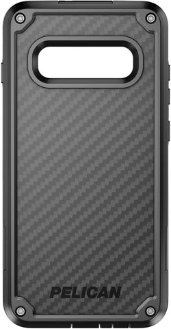 Shield Case for Samsung Galaxy S10+ (No Belt Clip) - Black