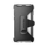 Voyager Case for Samsung Galaxy S10 - Clear Gray