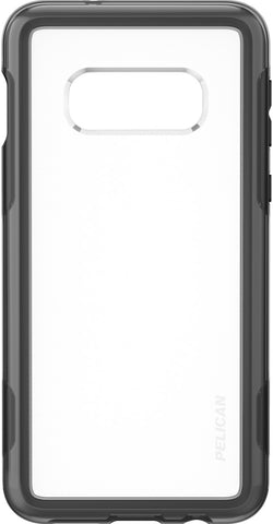 Adventurer Case for Samsung Galaxy S10e - Clear Black
