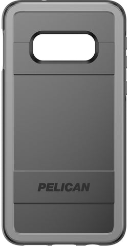 Protector + AMS Case for Samsung Galaxy S10e - Black Gray