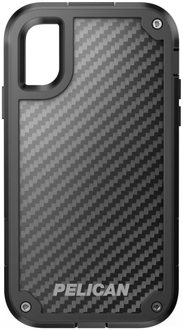 Shield Case for Apple iPhone X / Xs (No Belt Clip) - Black