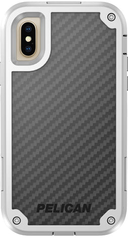 Shield Case for Apple iPhone X / Xs - White