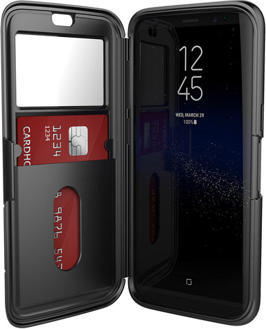 Vault Case for Samsung Galaxy S8+ (PLUS SIZE) - Black