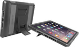 Voyager Case for iPad Air 2 - Black/Gray