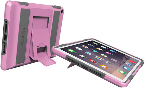 Voyager Case for iPad Air 2 - Pink/Gray