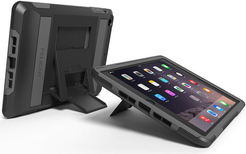 Vault Case for iPad Mini 1/2/3 - Black/Gray