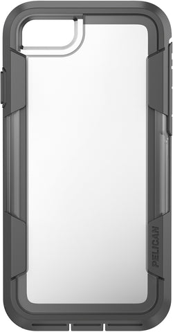Voyager Case for Apple iPhone 6 / 6s / 7 / 8 - Clear Gray