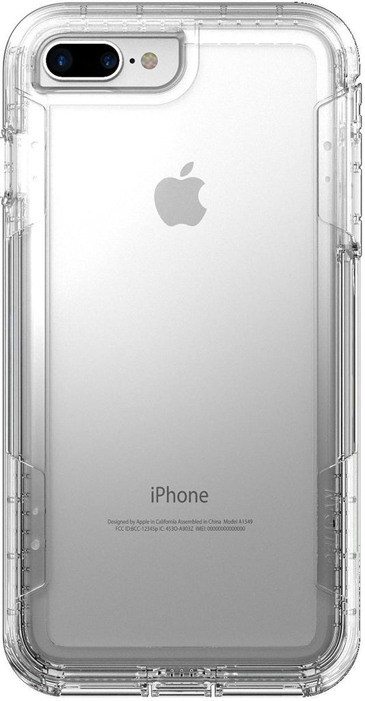 sale retailer 239aa 3013a Voyager Case for Apple iPhone 7 Plus - Clear