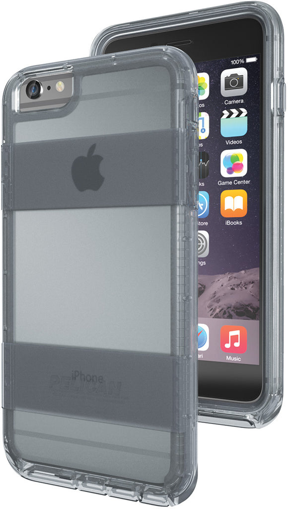 best sneakers 8f00f e1bc4 Voyager Case for Apple iPhone 6/6s Plus - Clear Gray