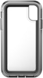 Voyager Case for Apple iPhone X / Xs - Clear Gray