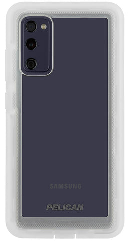 Voyager Case for Samsung Galaxy S20 FE - Clear