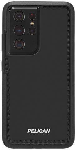 Voyager Case for Samsung Galaxy S21 Ultra - Black