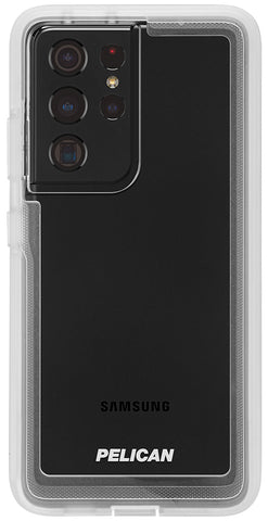 Voyager Case for Samsung Galaxy S21 Ultra - Clear