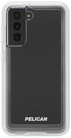 Voyager Case for Samsung Galaxy S21 - Clear