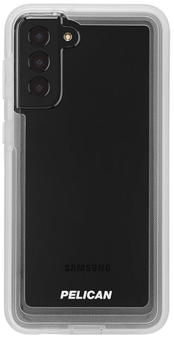 Voyager Case for Samsung Galaxy S21+ - Clear