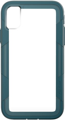 Voyager Case for Apple iPhone XR - Clear Teal